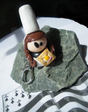 porte clés bigoudene breton