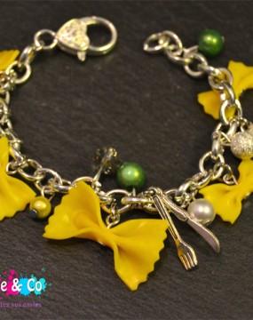 Bracelet breloques fantaisie