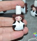 Ceci est un personnage en argile polymère