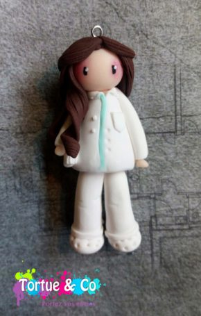 Bijou Miss «L'infirmière»
