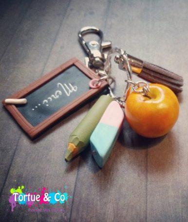 Porte clés «Merci»